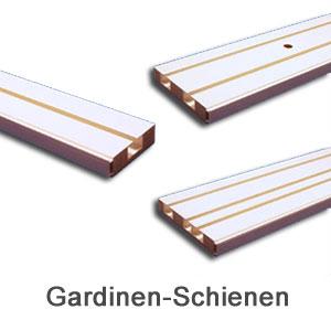 Relativ Gardinen-Welt Online Shop - Gardinenschienen, eine Lösung für alle LQ35