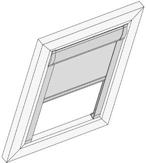 gardinen welt online shop montageanleitung f r velux dachfenster rollo. Black Bedroom Furniture Sets. Home Design Ideas