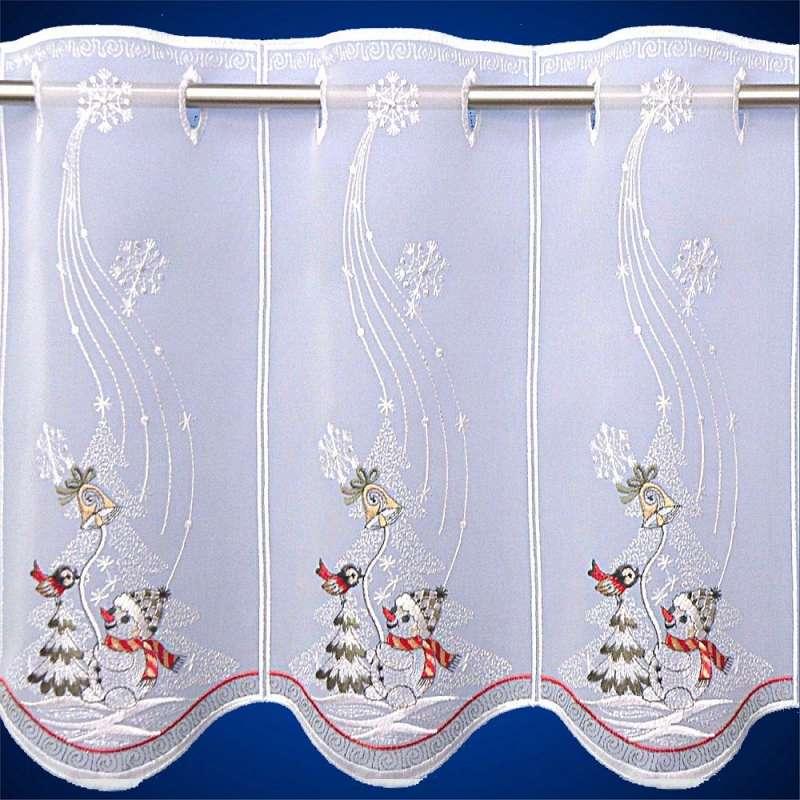 weihnachtsgardinen f r sch nste zeit des jahres gardinen welt online shop. Black Bedroom Furniture Sets. Home Design Ideas