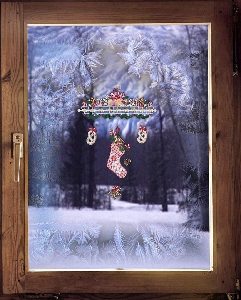 Gardinen-Welt Online Shop - Fensterbild Windspiel mit ...