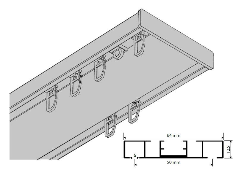gardinen welt online shop flache aluminium. Black Bedroom Furniture Sets. Home Design Ideas