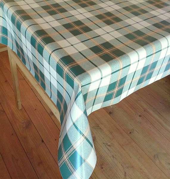 gardinen welt online shop abwaschare tischdecke landhaus karo wachstuchdecke f r den. Black Bedroom Furniture Sets. Home Design Ideas